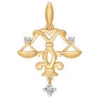 Знаки зодиака из золота