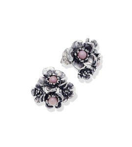 "Серьги ""Wild Rose Earrings"" cod. 10103"