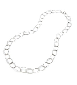 "Колье ""Alternating Oval Links"" cod. 6618"