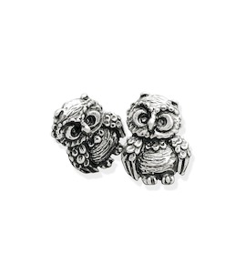 "Серьги ""Owl Earrings"" cod. 7554"
