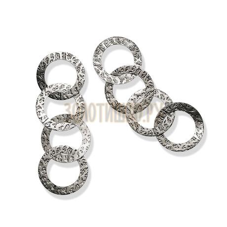 """Серьги """"Circles Earrings"""" cod. 7611"""