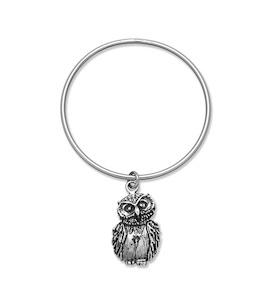 "Бэнгл ""Owl"" cod. 7769"
