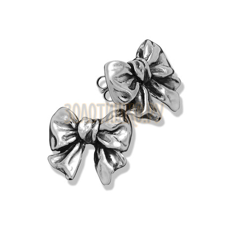 "Серьги ""Bow Earrings"" cod. 7853"
