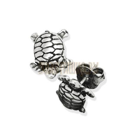 """Серьги """"Mini Turtle Earrings"""" cod. 8003"""