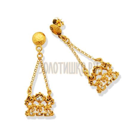 """Серьги """"Carousel Earrings"""" cod. 8450"""