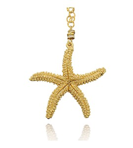 "Подвеска с цепочкой ""Starfish Capri"" cod. 8551"