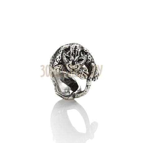 "Кольцо ""Leopard Savana"" cod. 8682"