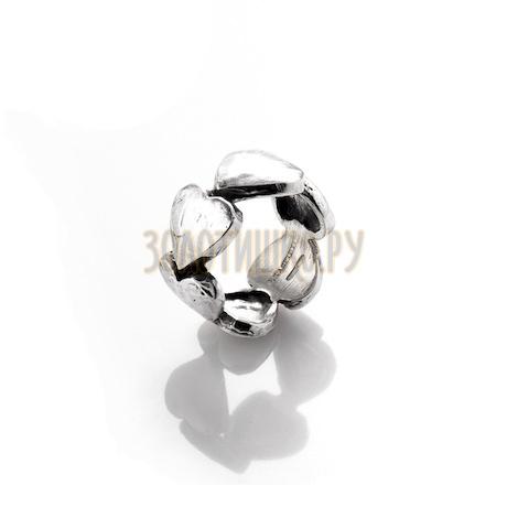 "Кольцо ""Hearts"" cod. 8783"