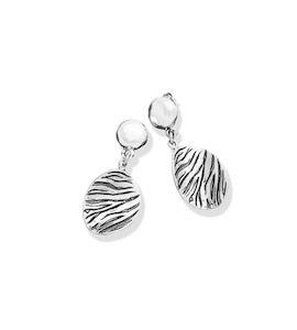 "Серьги ""Zebra Earrings"" cod. 8806"