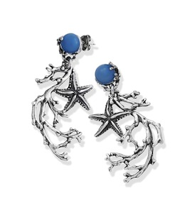 "Серьги ""Reef Earrings"" cod. 8823"