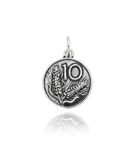"""Шарм """"10 lire coin"""" cod. 9457"""