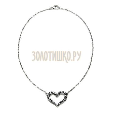 "Колье ""Heart Swing"" cod. 9544"
