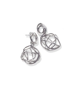 "Серьги ""Twines Earrings"" cod. 9708"