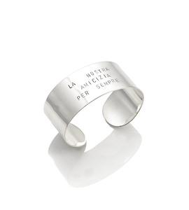 """Бэнгл """"Tattoo Maxi """"La nostra amicizia per sempre"""" cod. 9746"""