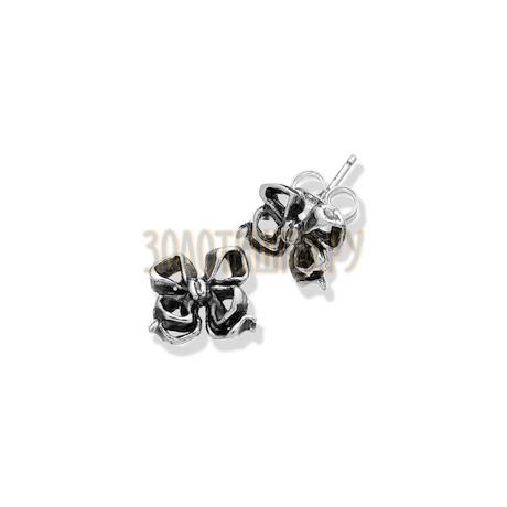 """Серьги """"Love Knot Earrings"""" cod. 9783"""