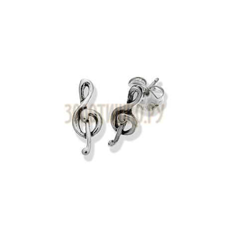 """Серьги """"Clef Earrings"""" cod. 9786"""