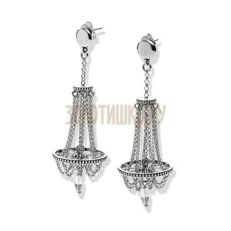 """Серьги """"Chandelier Earrings"""" cod. 9939"""