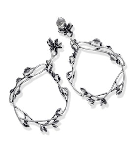 "Серьги ""Tree Of Life Earrings"" cod. 9978"