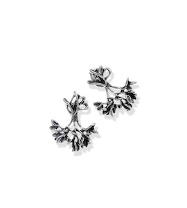 "Серьги ""Tree Of Life Double Earrings"" cod. 9981"