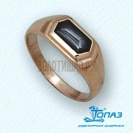 Кольцо с ониксом 102040818