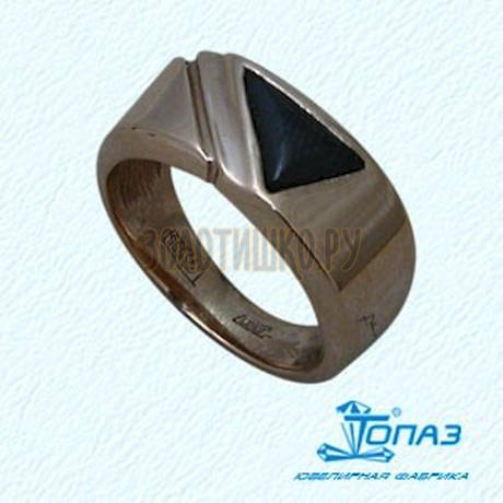 Кольцо с ониксом 102048463