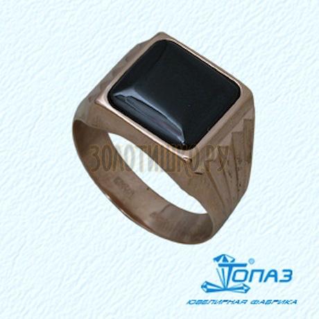 Кольцо с ониксом 102412277