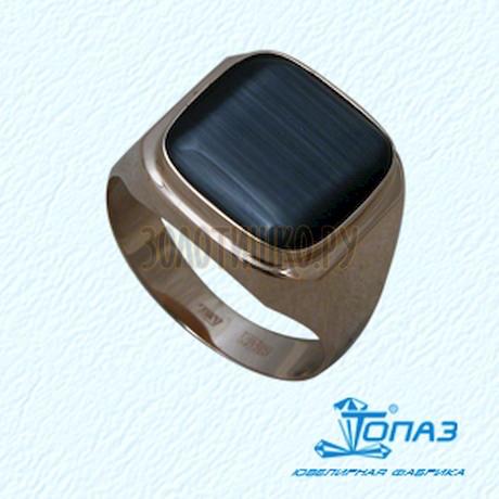 Кольцо с ониксом 102412401