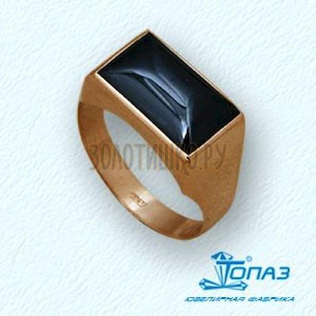 Кольцо с ониксом 102422486