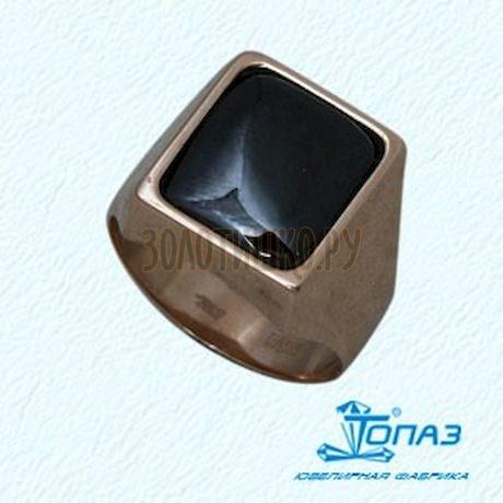 Кольцо с ониксом 102432126