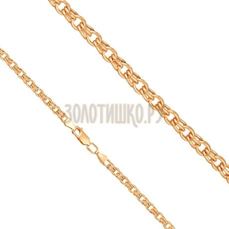 Браслет из красного золота БПГР00910080