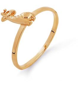 Кольцо из красного золота Т10001844