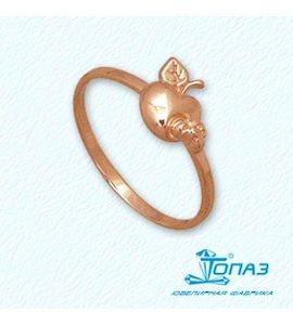 Кольцо из красного золота Т10001940