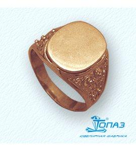 Кольцо из красного золота Т10004311