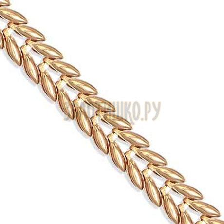 Браслет из красного золота Т10010430