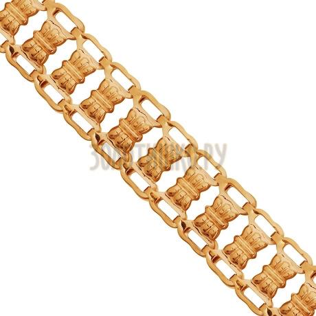 Браслет из красного золота Т10010457