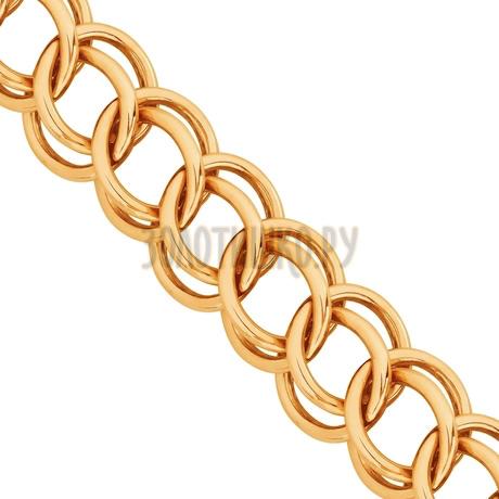 Браслет из красного золота Т10010688