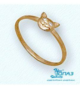 Кольцо с бриллиантами Т10101679