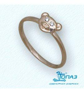 Кольцо с бриллиантами Т10101681