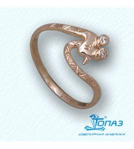 Кольцо с бриллиантами Т10101782