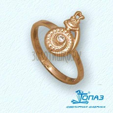 Кольцо с бриллиантом Т10101850