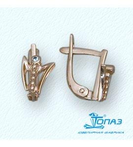 Серьги с бриллиантами Т10102592
