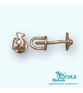 Серьги с бриллиантами Т10102631