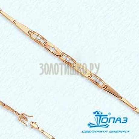 Браслет с бриллиантами Т10110407