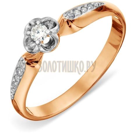 Кольцо с бриллиантами Т14101А150