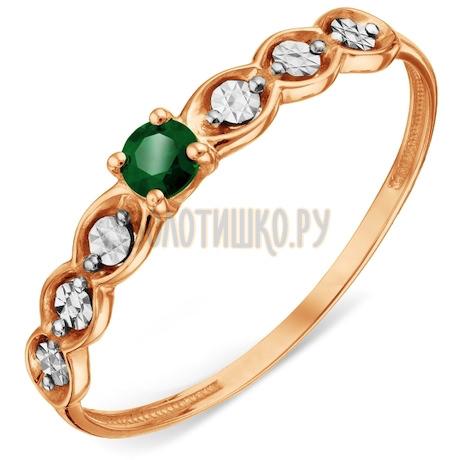 Кольцо с изумрудом Т14561А096_3