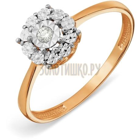 Кольцо с бриллиантом Т14561А128