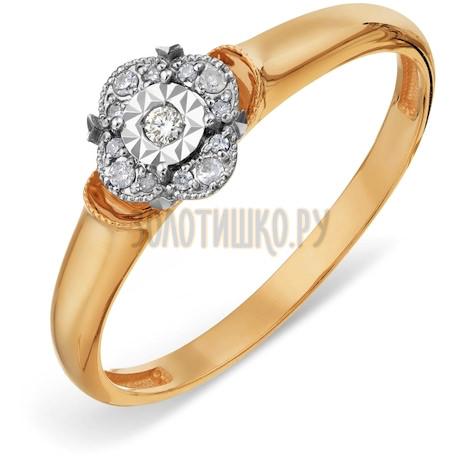 Кольцо с бриллиантами Т14561А196