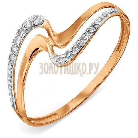 Кольцо с бриллиантами Т14601А080