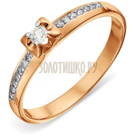 Кольцо с бриллиантами Т14601А148