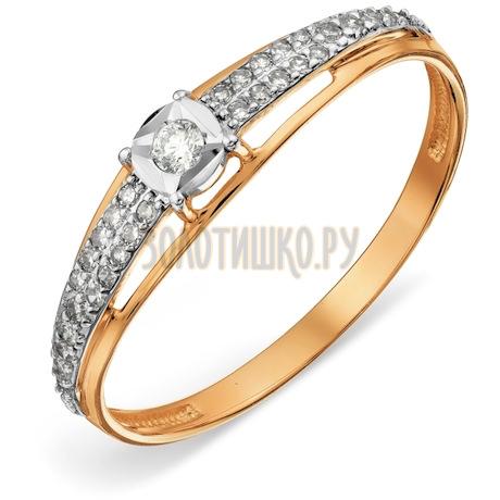 Кольцо с бриллиантами Т14661А106